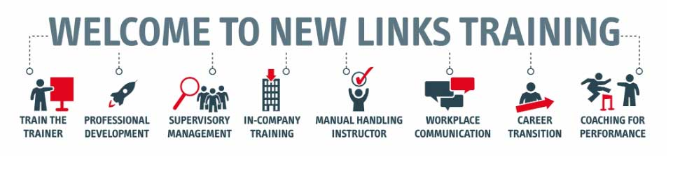 welcome to new links training