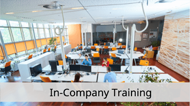 Leadership training and Workplace Communications courses